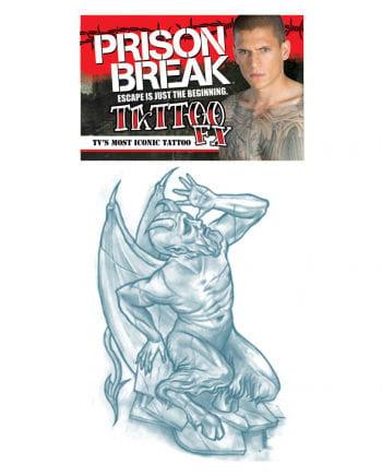 Prison Break tattoo The docile Devil