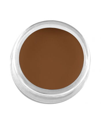 Professional cream makeup Wolf Brown