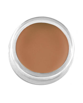 Professional cream makeup Dark Flesh