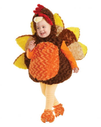 Cute Plush Turkey M