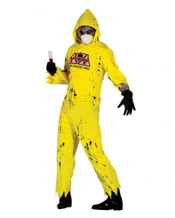 Radioactive Zombie Costume