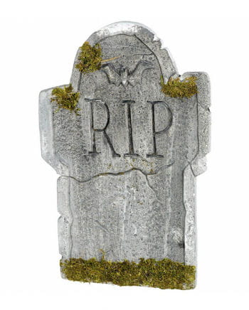 Realistic Mossy Tombstone