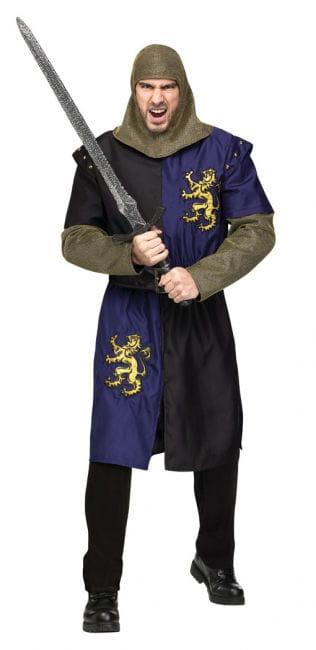 Renaissance knight costume
