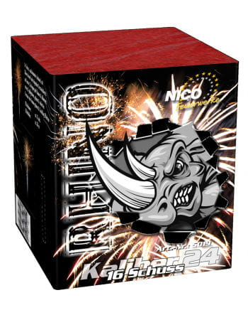Rhino Battery Fireworks 16 Shot