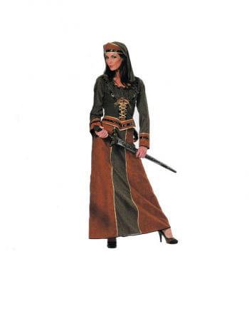 Ritter Frauenkostüm
