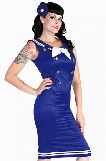 Matrosen Pin-up Kleid