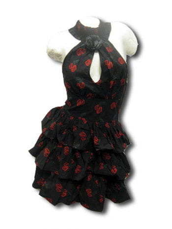 Rockabilly Tattoo Dress Size L