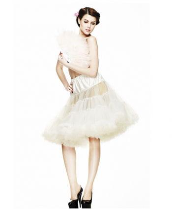 Knee-Length Petticoat beige