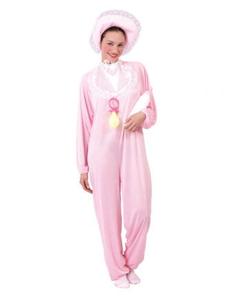 Baby costume for women pink