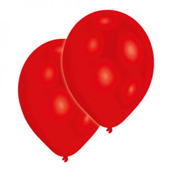 Red balloons 50 St.