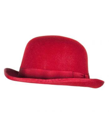 Red Bowler