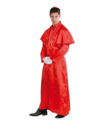 Rotes Kardinal Kostüm