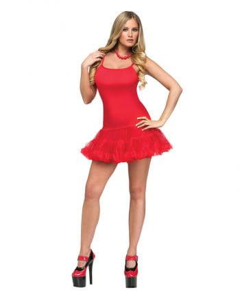 Petti Dress red