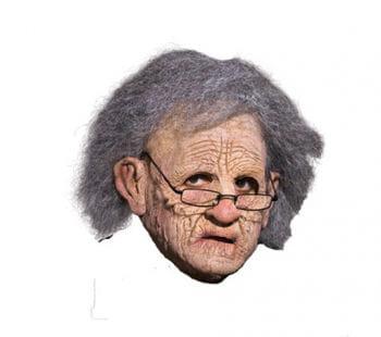 Runzel Opa Maske Deluxe