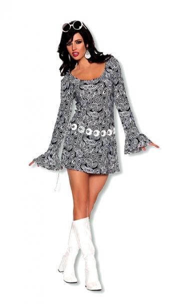 San Francisco Hippie Mini Kleid XL