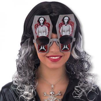 Coffin Fun Glasses