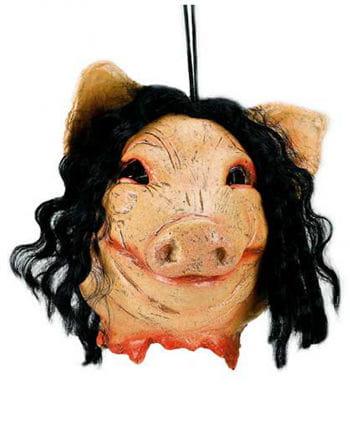 SAW Pig Head Hänge Dekoration