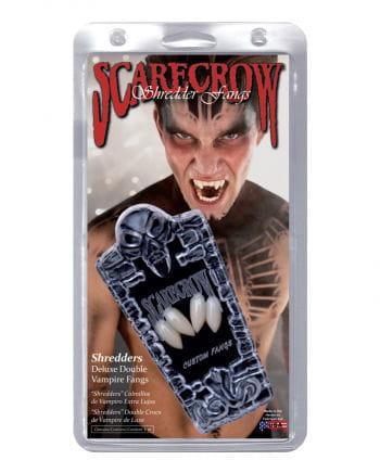 Scarecrow Shredder Fangs
