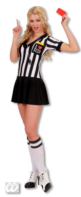Referee Costume Large