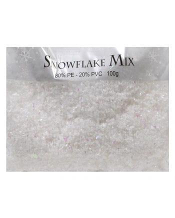 Schneeflocken Mix