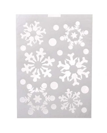 Snowflakes Template