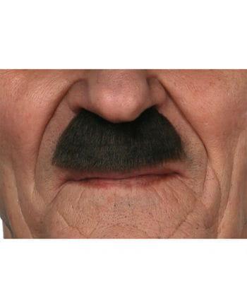 Schnurrbart Charlie Braun
