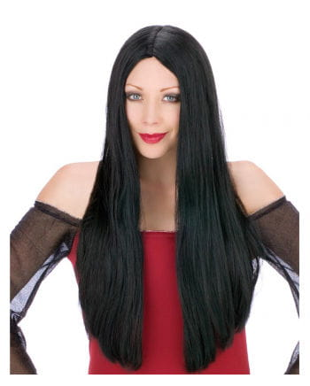 Black Long Hair Wig
