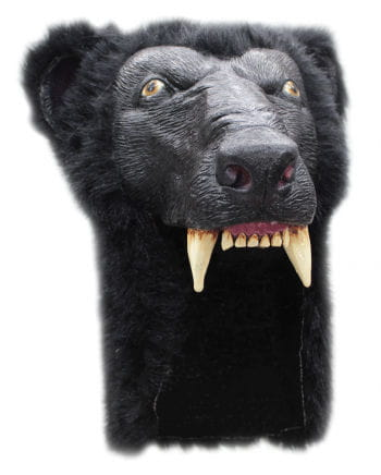 Black Bear Helm