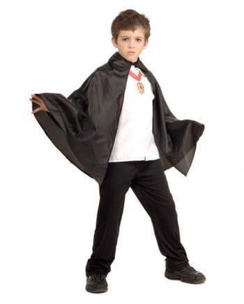 Children vampire cape