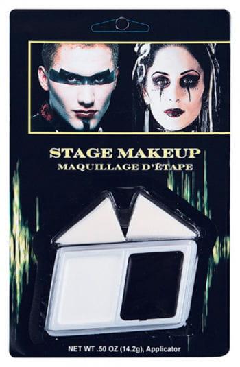 Black/White Makeup