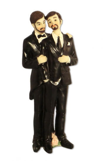 Gay Wedding Couple 16 cm