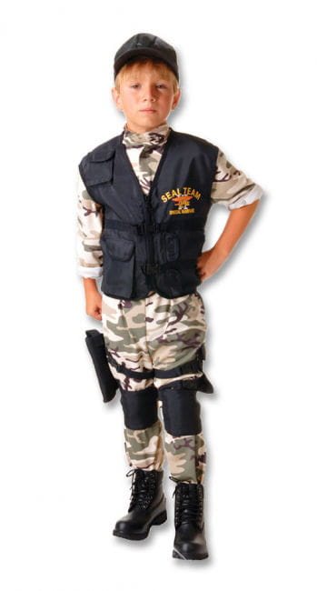 Seal Team Child Uniform Deluxe