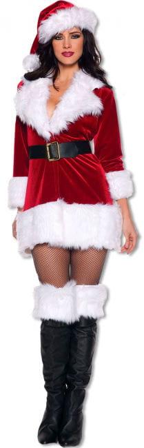 Sexy Santa woman XL