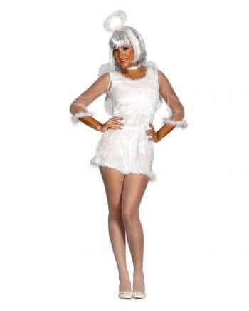 Weißer Engel Kostüm