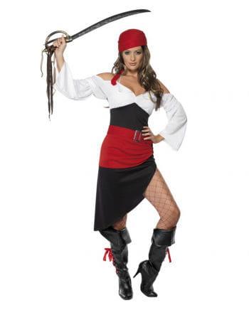 Sexy Freibeuterin Kostüm