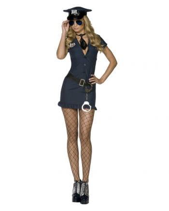 Sexy policewoman Ladies Costume