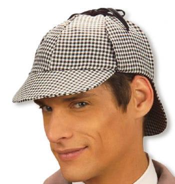 Sherlock Holmes Mütze