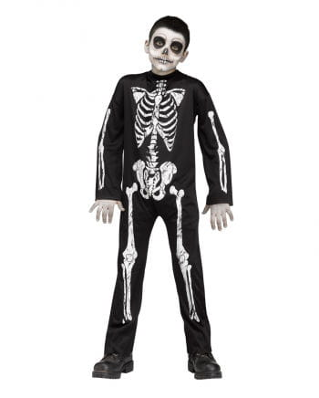 Skeleton Reaper Child Costume