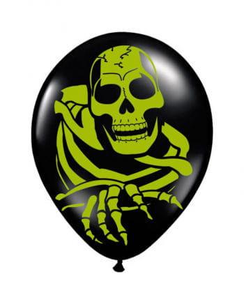 Skelett Luftballon