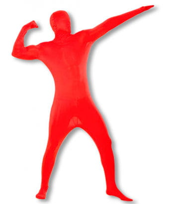 Full Body Jumpsuit Red