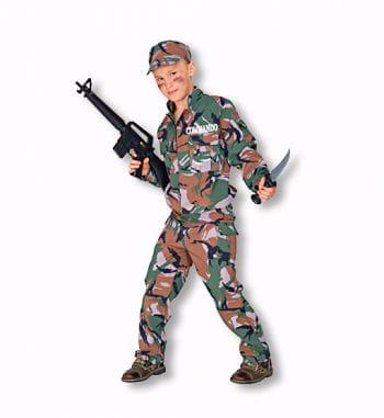 Soldat Kinderkostüm