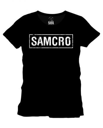 Sons of Anarchy Samcrow T-Shirt