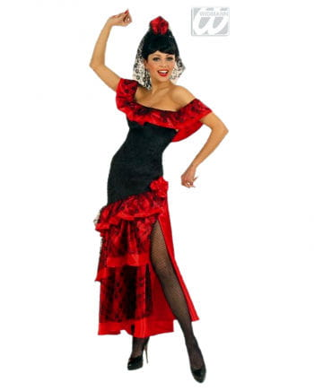 Spanish dancer costume XL