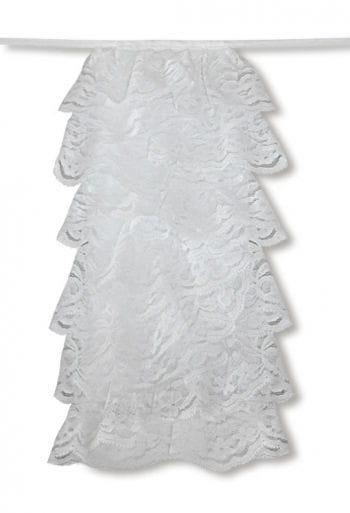 Lace jabot