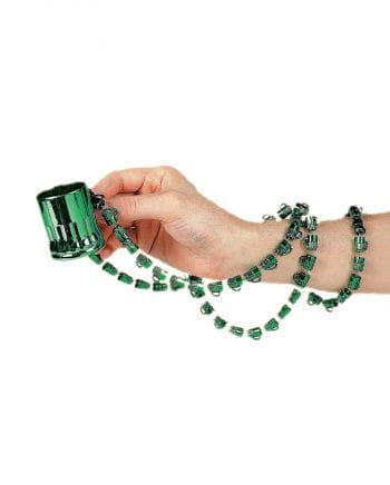 St. Patrick`s Day Halskette