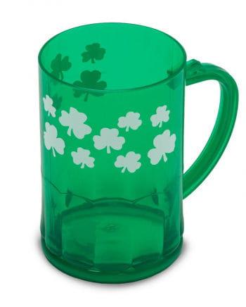 St. Patrick`s Day Shamrock Cup