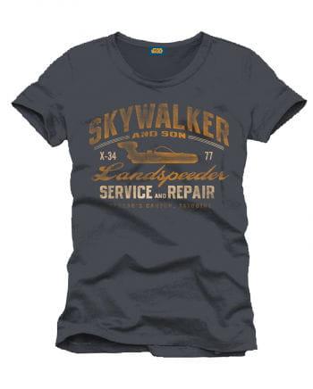 Star Wars Skywalker and Son T-Shirt
