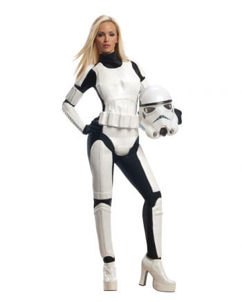 Stormtrooper Ladies Costume