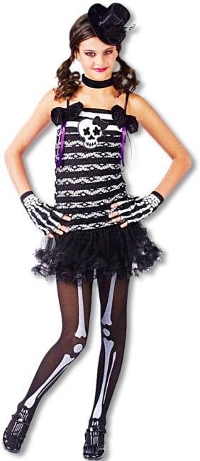 Sweet Skeleton Child Costume