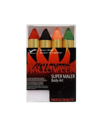 Super Maler Make up Stifte Herbstfarben
